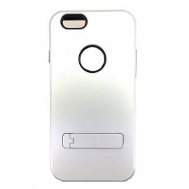 Coque métal support vidéo iPhone 6/6s : Gris Clair
