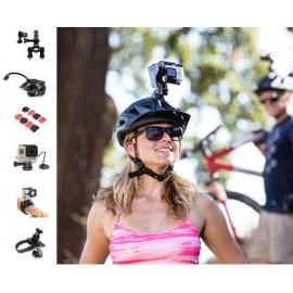 Pack moto / VTT pour GoPro