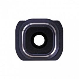 Lentille caméra arrière Samsung Galaxy S6 Noir