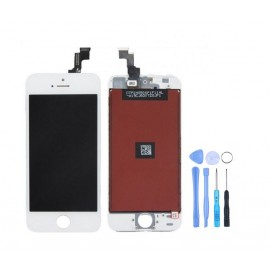 Ecran 100% d'origine blanc iPhone SE