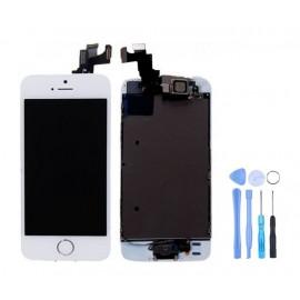 Ecran complet blanc iPhone SE