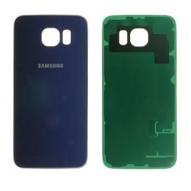 Vitre arrière Samsung Galaxy S6 Noir