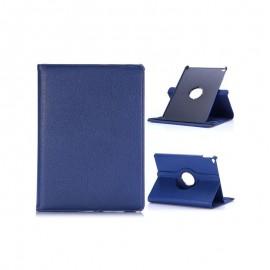 Etui cuir 360° iPad Mini 4 Bleu foncé