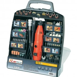 Kit outils multi-usages 300 pièces