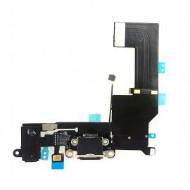Connecteur de charge iPhone SE - Noir