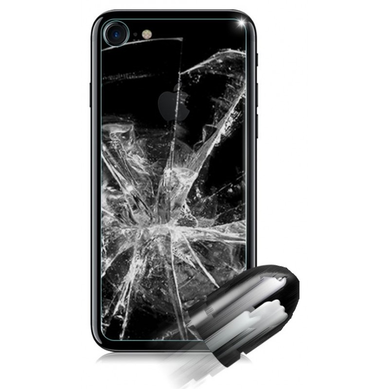 Verre Trempe Arriere Iphone