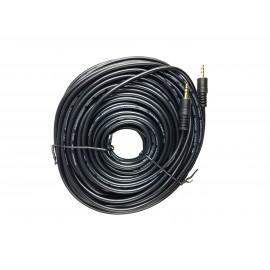 Câble 20 mètres jack to jack (3.5mm)