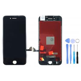 Ecran pour iPhone 7 noir + Outils