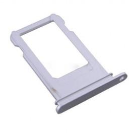 Tiroir SIM iPhone 7 / 7 Plus argent