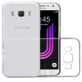 Coque cristal Samsung Galaxy J7 2016 transparent