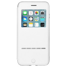 Etui G-Case iPhone 7 Plus Sense Series Folio Case Blanc