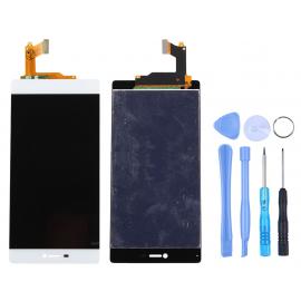 Ecran Huawei Ascend P8 Blanc + outils