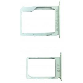 Tiroir Sim + Micro SD Samsung Galaxy A3 Blanc