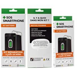 Boîte kit réparation batterie - Packaging