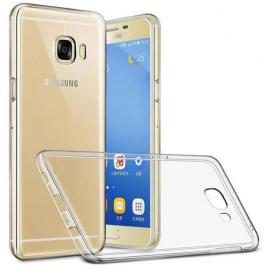 Coque silicone transparent Samsung Galaxy A5 2017