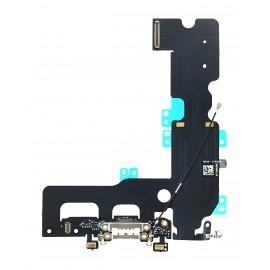 Connecteur de charge + Micro + Antenne GSM iPhone 7 Plus blanc