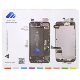 Patron vis magnétique iPhone 7 Plus