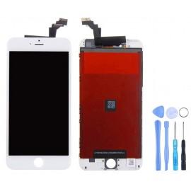 Ecran pour iPhone 6 Plus blanc (LCD Origine)