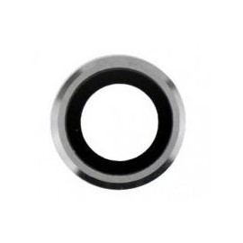 Lentille caméra arrière iPhone 6 Plus / 6S Plus Blanc