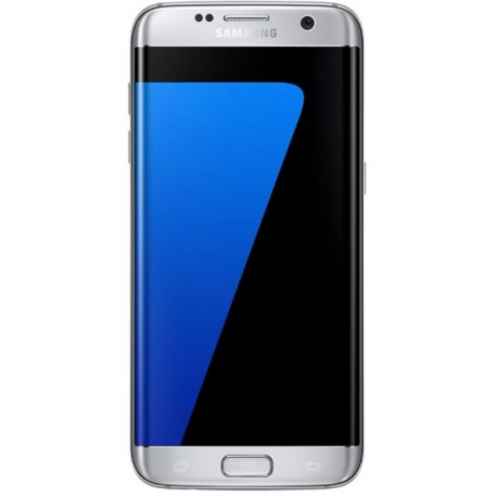 Samsung Galaxy S7 Edge Argent Reconditionné GRADE A