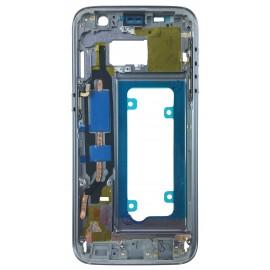 Châssis central Samsung Galaxy S7 Noir