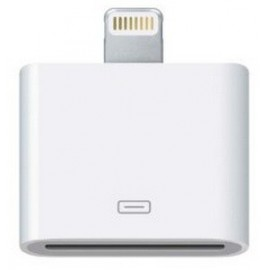 Adaptateur chargeur Lightning iPhone 5 - 30 Broches