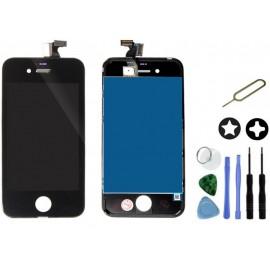 Ecran pour iPhone 4S noir (LCD Origine)