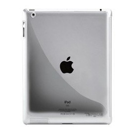 Coque silicone transparente iPad 2 / 3 / 4