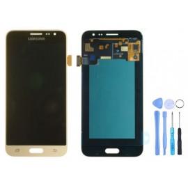 Ecran complet Samsung Galaxy J3 2016 Or