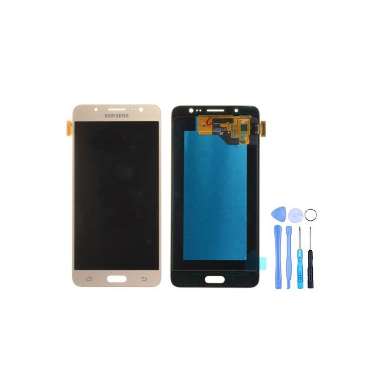 Ecran samsung galaxy j5 2016 or outils pas cher tout for Photo ecran galaxy j5