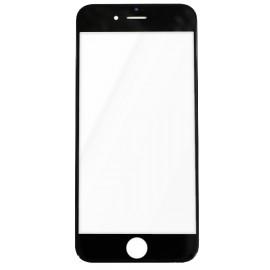 Vitre seule iPhone 7 Noir