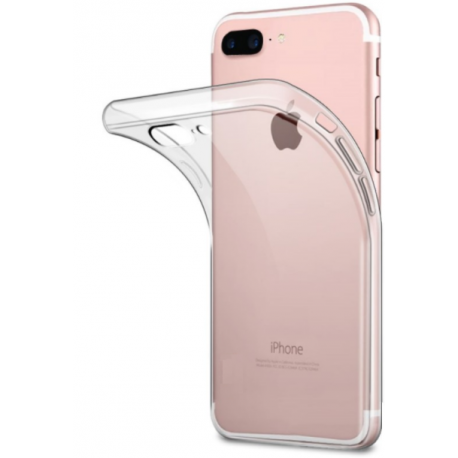 iphone 8 coque transparente silicone