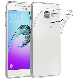 Coque Silicone Samsung Galaxy A3 2016 transparente