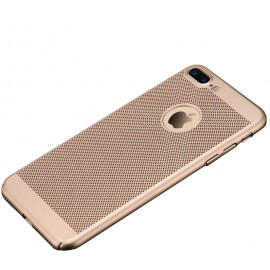 Coque grille or iPhone 7 Plus / iPhone 8 Plus