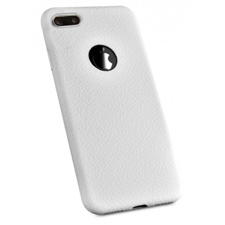 coque portefeuille iphone 8 plus blanc