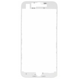 Châssis intermédiaire blanc iPhone 7