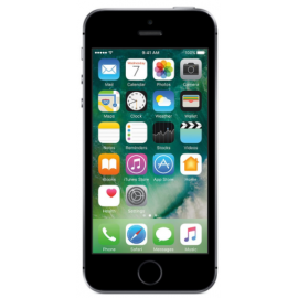 iPhone SE 16GB Noir Reconditionné GRADE A