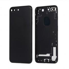 Coque arrière de remplacement iPhone 7 Plus Noir