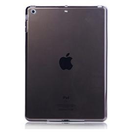Coque silicone iPad 5 Noir