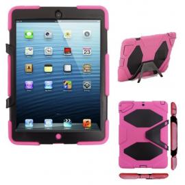 Coque anti-choc iPad 5 Rose