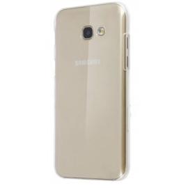 Coque cristal Samsung Galaxy A3 2017 Transparente