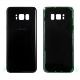 Vitre arrière Samsung Galaxy S8 Noir