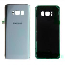 Vitre arrière Samsung Galaxy S8 Argent