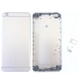 Coque arrière de remplacement iPhone 6s Plus Argent