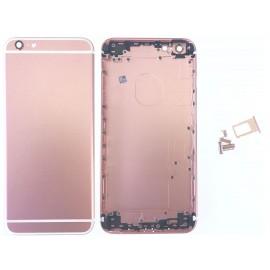 Coque arrière de remplacement iPhone 6s Plus Or Rose