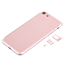 Coque arrière de remplacement iPhone 7 Rose