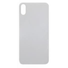 Vitre arrière blanc iPhone X