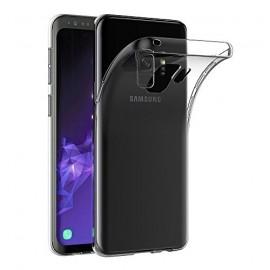 Coque silicone transparente Samsung Galaxy S9