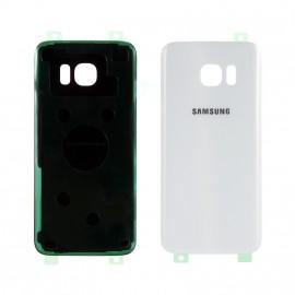 Vitre arrière Samsung Galaxy S7 Edge Blanc