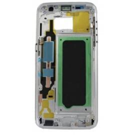 Châssis intermédiaire Samsung Galaxy S7 Blanc